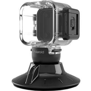 Husa Waterproof Cu Suport Suction Mount Negru thumbnail