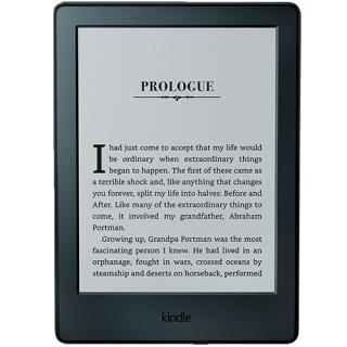 Kindle 6 Glare Touch Screen 8th Generation Wi-Fi Negru