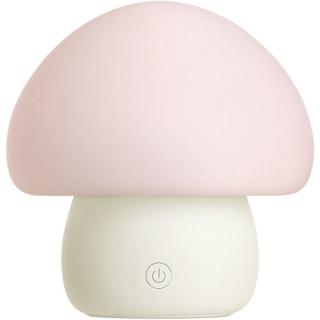 Lampa Led Night Mushroom Multicolor Alb thumbnail