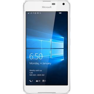 Lumia 650 Dual Sim 16GB LTE 4G Alb