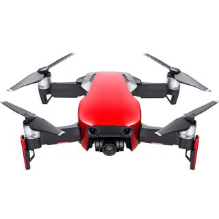 mavic air combo drona  rosu