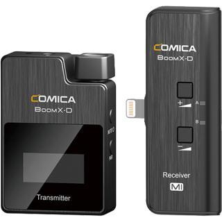 Microfon Digital Wireless Ultracompact Cu Lavaliera Boom X-D MI1 Negru