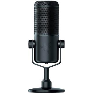 Microfon Streaming Seiren Elite Negru