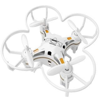 Mini Drona De Buzunar Quadcopter 124 Alb