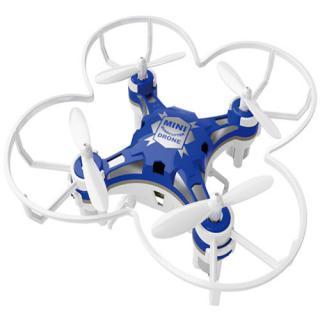 Mini Drona Pocket Quadcopter 124 Albastru