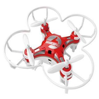 Mini Drona De Buzunar Quadcopter 124 Rosu