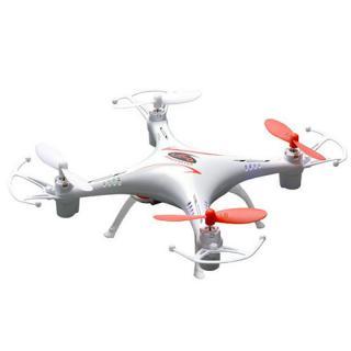Mini Drona S49 Quadcopter Series 2.4ghz Cu Led Alb