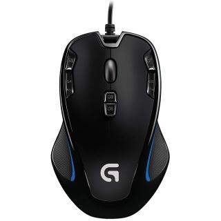 """<font color=""""FF00CC"""">Promotie!</font> Mouse Gaming G300S Negru thumbnail"""