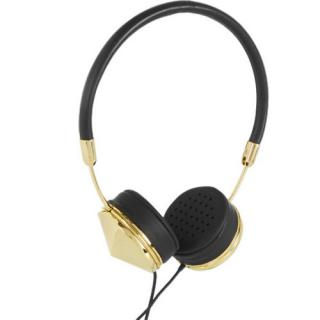 Casti Audio On Ear Layla Gold Cu Microfon Auriu