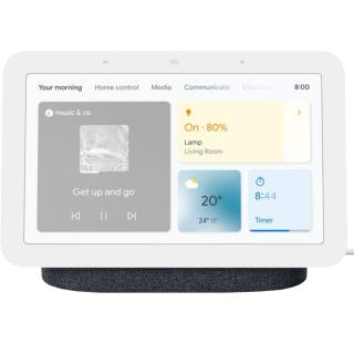 Nest Hub 2 Smart Display Charcoal Negru