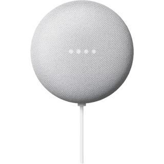 Nest Mini   Google Asistent Personal Alb