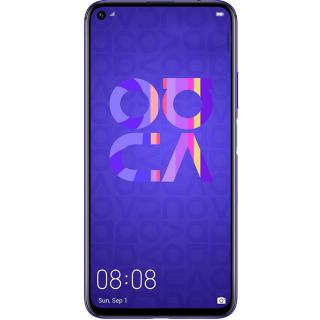 """<font color=""""FF00CC"""">Promotie!</font> Nova 5T Dual Sim 128GB LTE 4G Violet 8GB RAM thumbnail"""