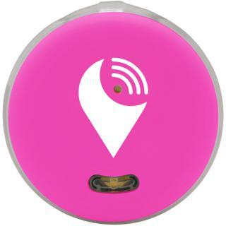 Pixel Dispozitiv De Localizare Bluetooth Roz