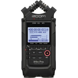 Recorder Portabil H4N Pro Handy Negru