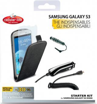 Agenda   Folie/stylus Si Incarcator Auto Samsung Galaxy S3