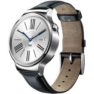 Smartwatch 42mm Otel Inoxidabil Argintiu Si Curea