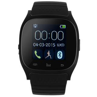 Smartwatch Curea Silicon Negru