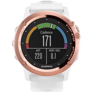 Smartwatch Fenix 3 Sapphire Alb