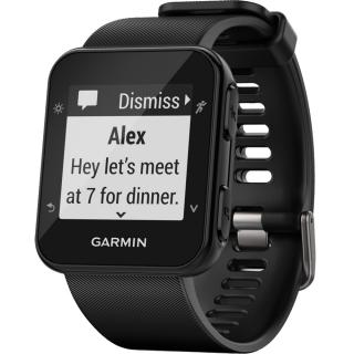 """<font color=""""FF00CC"""">Promotie!</font> Smartwatch Forerunner 35 Cu HR Negru thumbnail"""