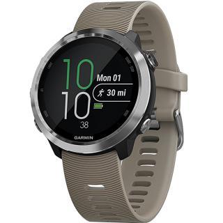 smartwatch forerunner 645 gps sandstone  gri title=smartwatch forerunner 645 gps sandstone  gri