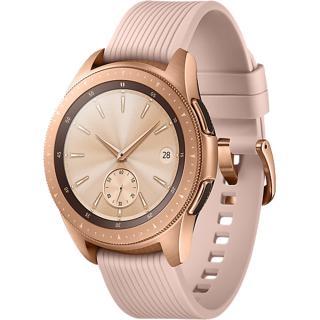 """<font color=""""FF00CC"""">Promotie!</font> Smartwatch Galaxy Watch 42MM Roz thumbnail"""
