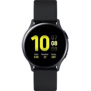 """<font color=""""FF00CC"""">Promotie!</font> Smartwatch Galaxy Watch Active 2 Aluminium Aqua Negru thumbnail"""