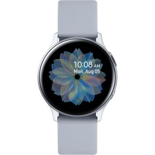 "<font color=""FF00CC"">Promotie!</font> Smartwatch Galaxy Watch Active 2 Aluminium Cloud Argintiu thumbnail"