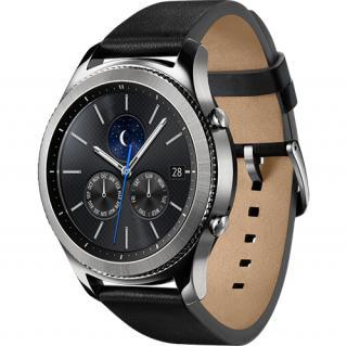 Smartwatch Gear S3 Classic Piele Negru