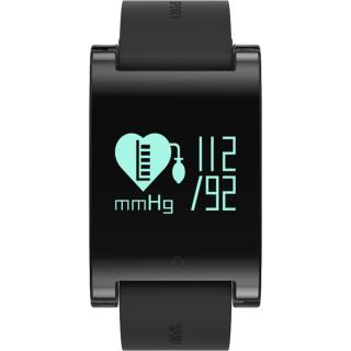 Smartwatch Monitorizare Cardiaca Ip67 Curea Detasabila Negru