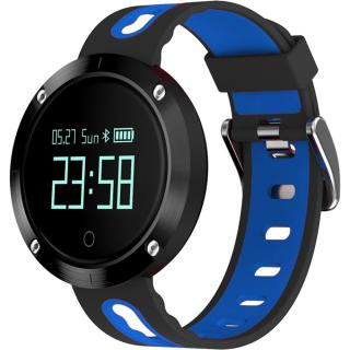 Smartwatch Monitorizare Tensiune Ip68 Negru