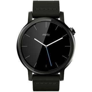 Smartwatch Moto 360 42mm 2nd Gen Mens Otel Inoxida