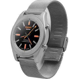 Smartwatch S9 Cu Touch Screen Argintiu