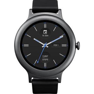 Smartwatch Style Otel Inoxidabil Argintiu Si Curea