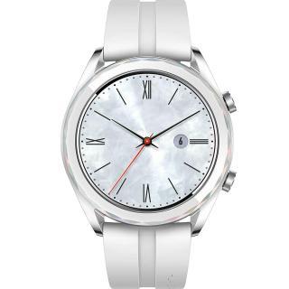 """<font color=""""FF00CC"""">Promotie!</font> Smartwatch Watch GT Ella Edition Alb thumbnail"""