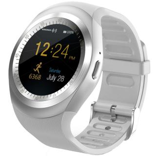 Smartwatch Yi Cu Sim Alb