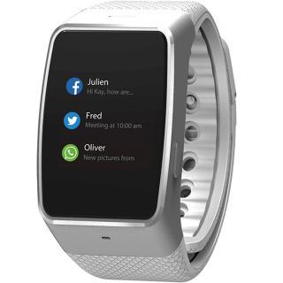 Smartwatch Zewatch 4 Alb