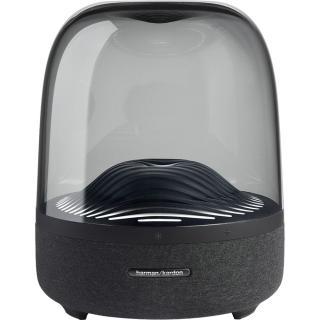 Speaker Aura Studio 3 Cu Lumina Ambientala Negru