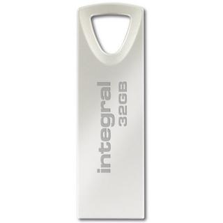 Stick USB 32GB ARC SLIM METAL BODY Argintiu