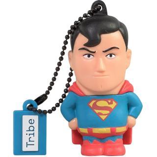 Stick Usb 8gb Superman Albastru