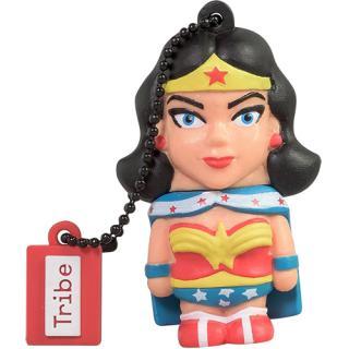 Stick Usb 8gb Wonder Woman Rosu