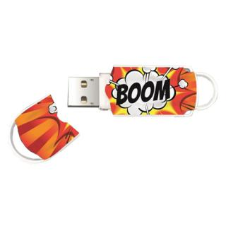 Stick USB 8GB Xpression Boom Multicolor