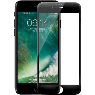 "<font color=""FF00CC"">Promotie!</font> Sticla Securizata Full Body 3 D Curved Negru Apple iPhone 7, iPhone 8 thumbnail"