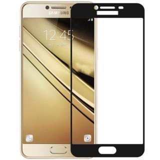 Sticla Securizata Full Body Negru Samsung Galaxy C