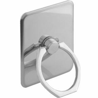 Suport Universal Pentru Telefon Cu Inel Argintiu