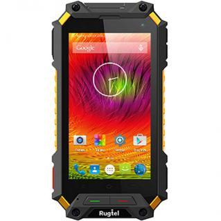 TANK X10 Dual Sim 8GB LTE 4G Portocaliu IP68
