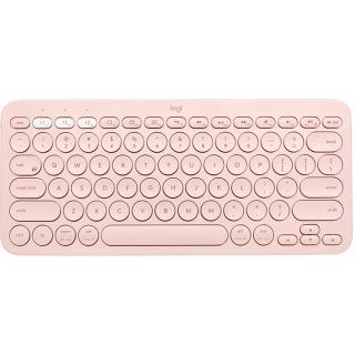Tastatura Bluetooth K380 Roz