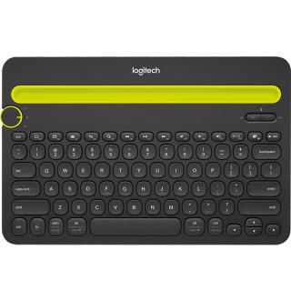 Tastatura Bluetooth K480 Multi-Device Keyboard Negru