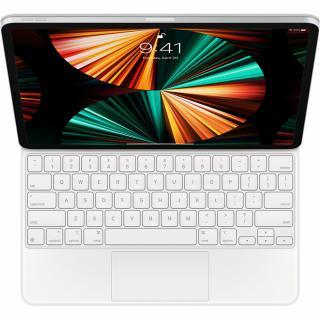 Tastatura Magic Keyboard (2021) Pentru iPad Pro 12.9-inch Alb