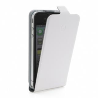 Husa Flip Face Alb Apple Iphone 5s  Iphone Se