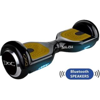 Transportor Hoverboard Doc 2 Plus Bluetooth Auriu